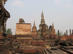 Sukhothai Historical Park - Sukhothai